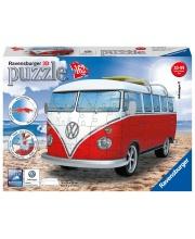 3D Пазл VW Bus T1 162 элементов