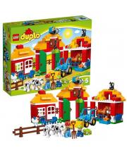 Конструктор Большая ферма Duplo 10525 LEGO