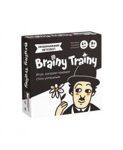 Игра-головоломка Эмоциональный интеллект Brainy Trainy