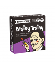 Игра-головоломка Воображение Brainy Trainy