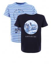 Комплект футболок 2шт