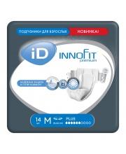 Подгузники для взрослых Innofit M 14 шт iD