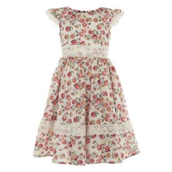 Девочки, Платье LP Collection (розовый)643290, фото