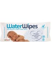 Детские влажные салфетки 60 шт WaterWipes