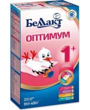 Сухая молочная смесь Оптимум 1+ 400 гр Беллакт