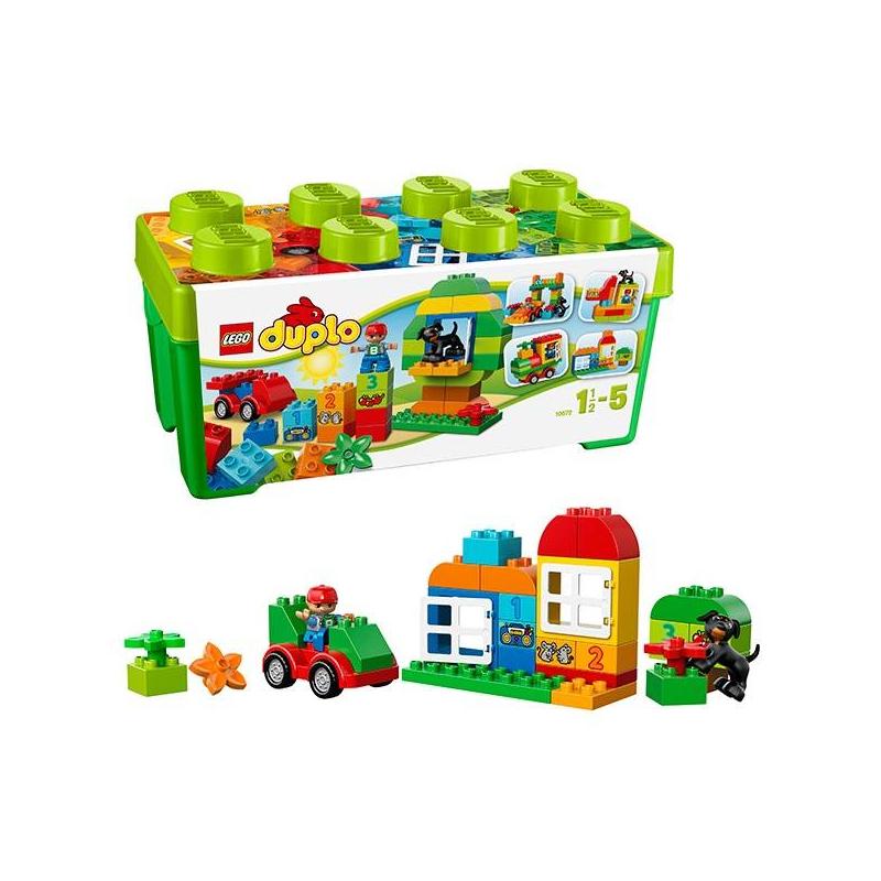 LEGO Конструктор Механик Duplo 10572