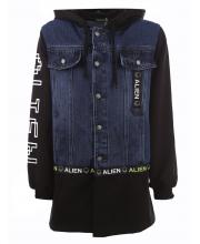 Куртка-парка джинсовая Choupette
