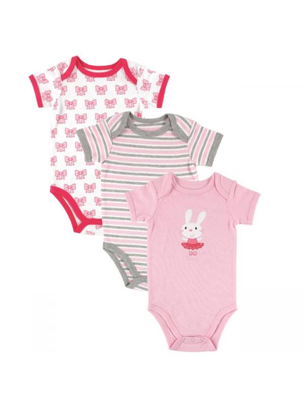 Комплект HUDSON BABY (розовый)