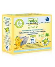 Таблетки для посудомоечных машин для всей семьи 25 шт Babyline