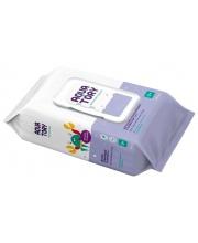 Детские очищающие салфетки 3 в 1 для чувствительной кожи 0+ Aquatory