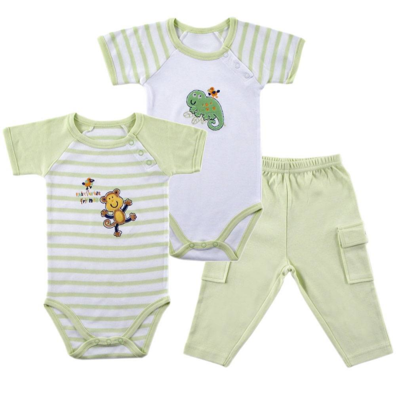HUDSON BABY Комплект hudson baby комплект для девочки боди и штанишки для девочки hudson baby
