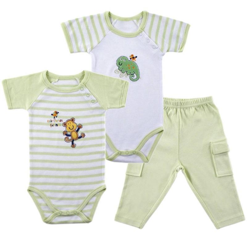 HUDSON BABY Комплект basiс baby штанишки с боковыми кармашками little gentleman