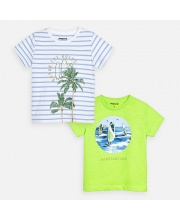 Комплект футболка 2 шт MAYORAL