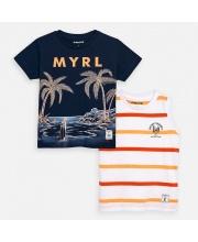 Комплект майка и футболка MAYORAL