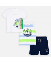 Комплект футболка майка и шорты MAYORAL