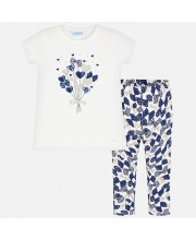 Комплект футболка и брюки MAYORAL