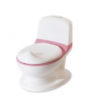Горшок детский Baby Toilet Pink Funkids