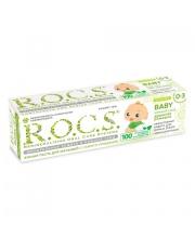 Зубная паста для малышей от 0 до 3 лет 45 гр R.O.C.S.