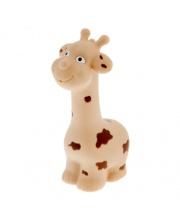 Игрушка для купания Жираф-пищалка Lubby