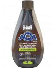 Готовый травяной сбор для малыша Здоровая кожа 500 мл AQA Baby