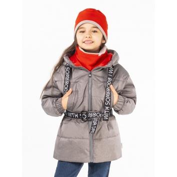 Девочки, Куртка Boom by Orby (серый)369061, фото