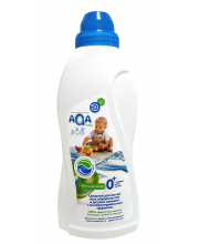 Средство для мытья поверхностей в детской комнате с антибактериальным эффектом 700 мл NEW AQA Baby