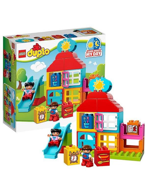 Конструктор Дупло Мой первый игровой домик LEGO