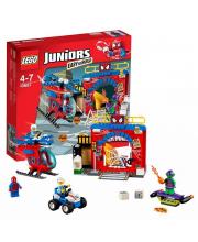 Конструктор Джуниорс Убежище Человека-паука LEGO