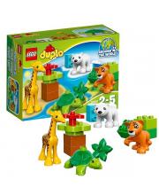 Конструктор Дупло Вокруг света: Малыши LEGO