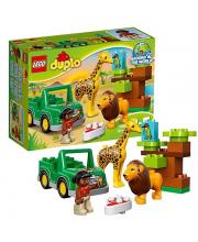 Конструктор Дупло Вокруг света: Африка LEGO