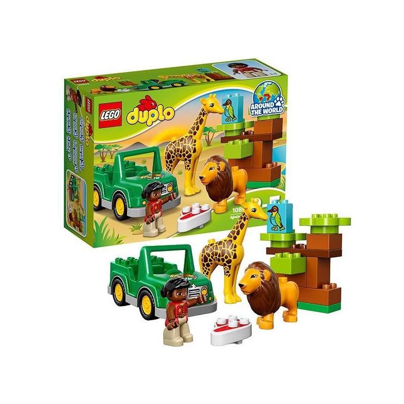 LEGO Конструктор Дупло Вокруг света: Африка Онлайн