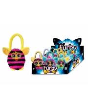 Cумочка Furby в полоску 12 см хенгтег 1Toy