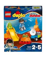 Конструктор Дупло Космические приключения Майлза LEGO