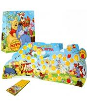 Пакет с игрой Веселая игра Медвежонок Винни Веселый Праздник