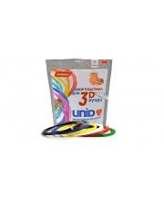 Набор пластика для 3D ручек 6 цветов по 10 м Unid