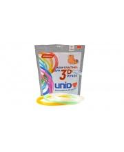 Набор пластика для 3D ручек 3 цвета по 10 м Unid