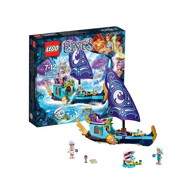LEGO Конструктор Эльфы Корабль Наиды