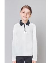 Сорочка-поло верхняя с длинным рукавом Choupette