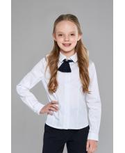 Блузка Колледж со съемным галстуком Choupette