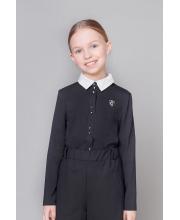 Блузка со съемным воротником Choupette