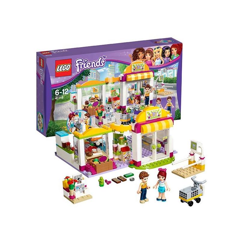 LEGO Конструктор Подружки Супермаркет