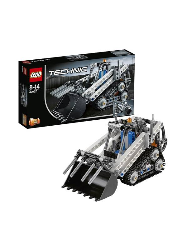 Конструктор Техник Гусеничный погрузчик LEGO