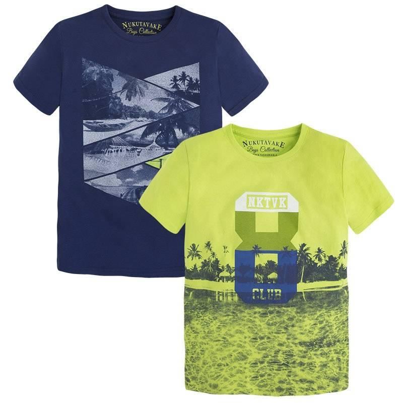 Комплект футболок