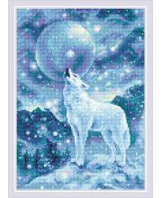 Набор алмазной мозаики Ледяной ветер РИОЛИС