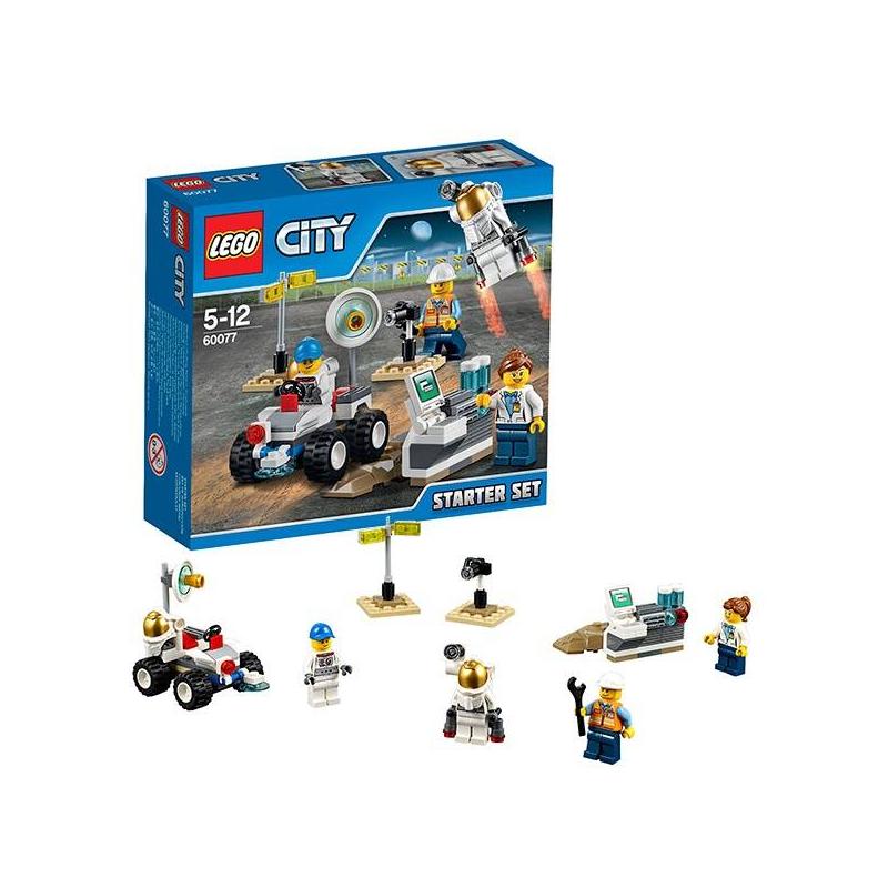 LEGO Конструктор Космос City 60077 недорого