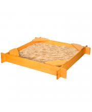 Деревянная песочница Прометей PAREMO