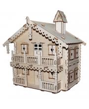 Кукольный домик Русский дом PAREMO