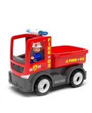 Пожарный грузовик игрушка с водителем EFKO