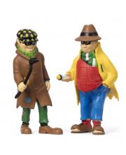 Набор кукол для домика Пеппи Длинный чулок бандиты Micki