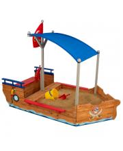 Песочница Пиратская лодка KidKraft